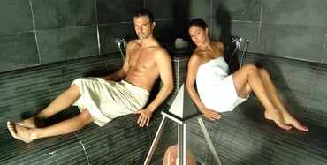 TURKISH BATH & 5 SENSES RELAXATION ROOM